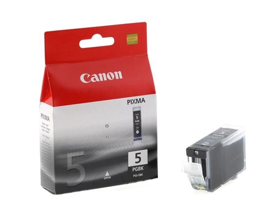 Immagine di Canon PGI-5BK - Cartuccia nero