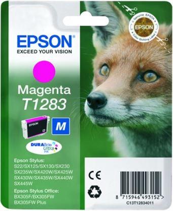 Immagine di Epson C13T12834010 - Cartuccia Volpe M Magenta
