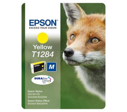 Immagine di Epson C13T12844010 - Cartuccia Volpe M Giallo