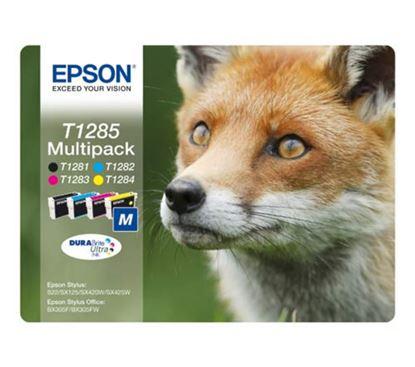 Immagine di Epson C13T12854020 - Cartuccia Volpe Multipack