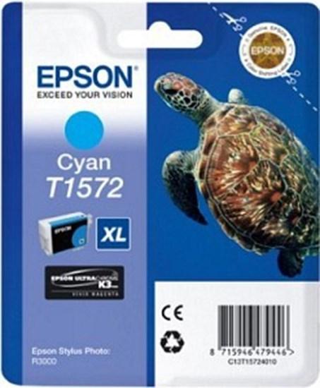 Immagine di Epson C13T15724010 - Cartuccia Tartaruga Ciano