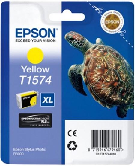 Immagine di Epson C13T15744010 - Cartuccia Tartaruga Giallo