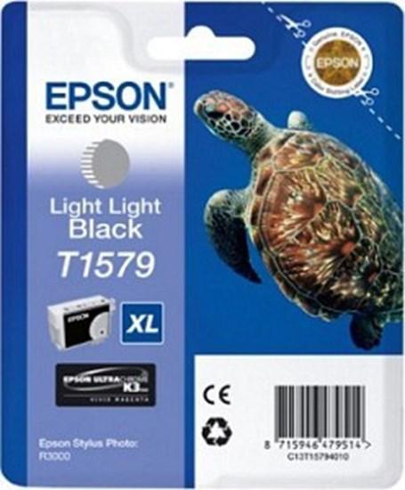 Immagine di Epson C13T15794010 - Cartuccia Tartaruga Nero Light Light