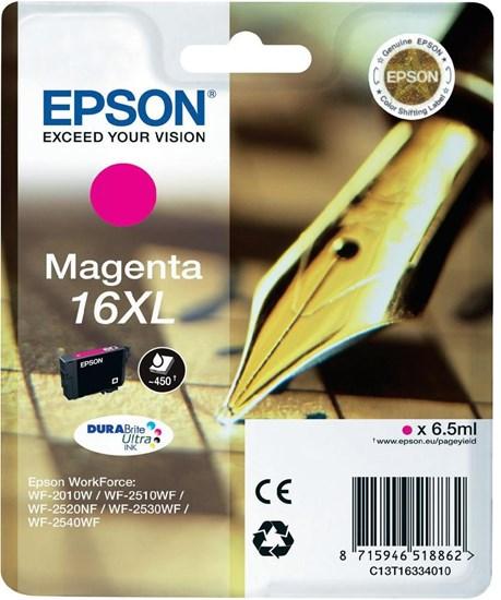 Immagine di Epson C13T16334010 - Cartuccia Penna e Cruciverba Magenta XL