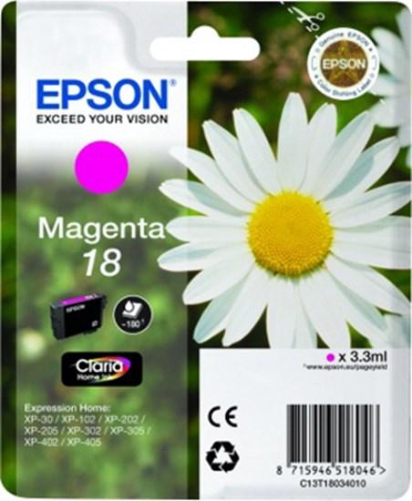 Immagine di Epson C13T18034010 - Margherita Magenta
