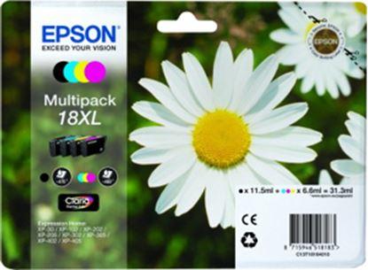 Immagine di Epson C13T18164020 - Multipack Margherita XL
