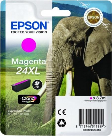 Immagine di Epson C13T24334010 - Cartuccia Elefante Magenta