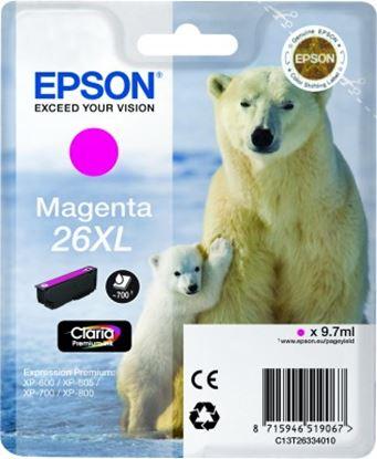 Immagine di Epson C13T26334010 - Cartuccia Orso Magenta XL