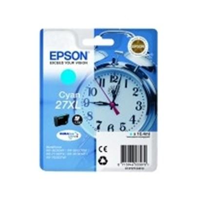 Immagine di Epson C13T27124010 - Cartuccia Orologio Ciano XL
