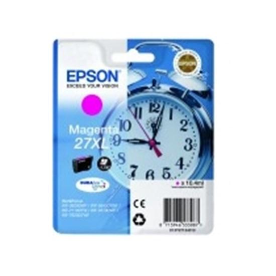 Immagine di Epson C13T27134010 - Cartuccia Orologio Magenta XL