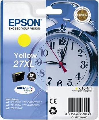 Immagine di Epson C13T27144020 - Cartuccia Orologio Giallo XL