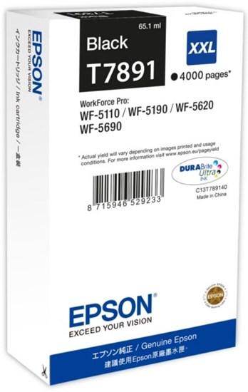 Immagine di Epson C13T789140 - Serbatoio Nero XXL