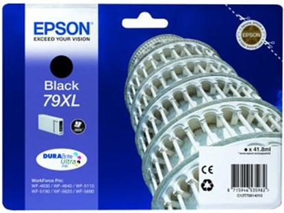 Immagine di Epson C13T79014010 - Serbatoio Torre di Pisa Nero XL