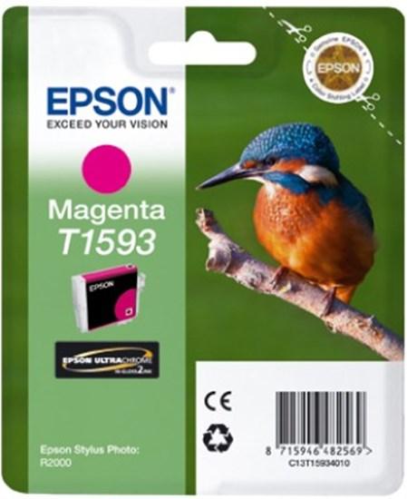 Immagine di Epson C13T15934010 - Cartuccia Martin Pescatore Magenta XL