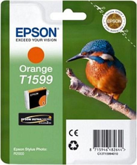 Immagine di Epson C13T15994010 - Cartuccia Martin Pescatore Arancio XL