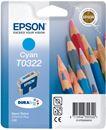 Immagine di Epson C13T03224010 - Cartuccia Matite Ciano
