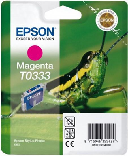 Immagine di Epson C13T03334020 - Cartuccia Grillo Magenta