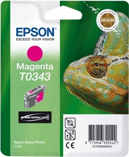 Immagine di Epson C13T03434020 - Cartuccia Camaleonte Magenta