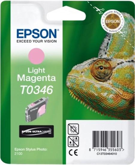 Immagine di Epson C13T03464010 - Cartuccia Camaleonte Magenta Chiaro