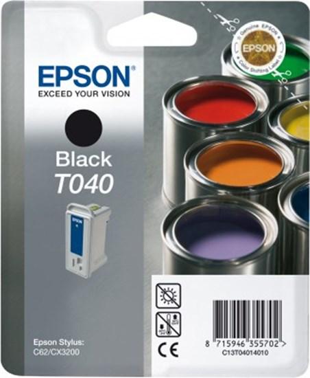 Immagine di Epson C13T04014020 - Cartuccia Barattoli Nero