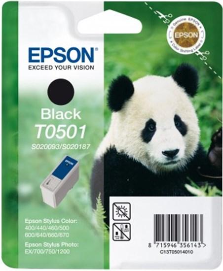 Immagine di Epson C13T05014020 - Cartuccia Panda Nero