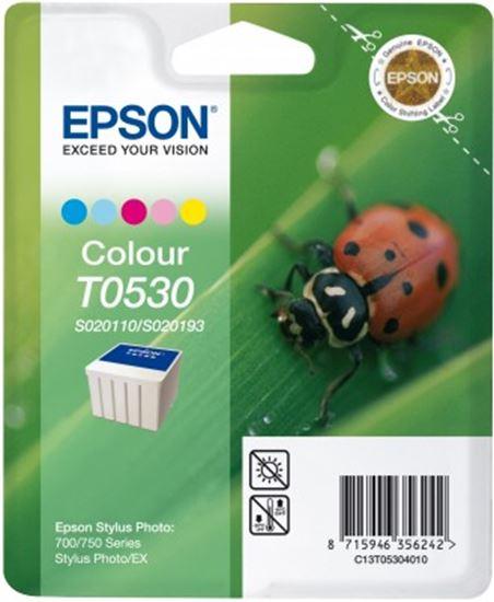 Immagine di Epson C13T05304020 - Cartuccia Coccinella Colore