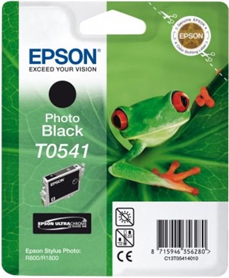 Immagine di Epson C13T05414020 - Cartuccia Raganella Nero Foto