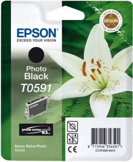 Immagine di Epson C13T05914020 - Cartuccia Giglio Nero Foto