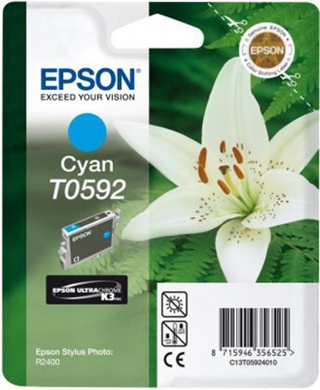 Immagine di Epson C13T05924020 - Cartuccia Giglio Ciano