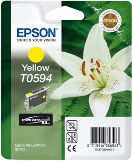 Immagine di Epson C13T05944020 - Cartuccia Giglio Giallo