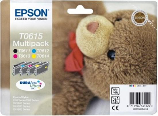 Immagine di Epson C13T06154010 - Multipack Orso Peluche