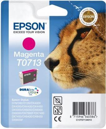 Immagine di Epson C13T071340 - Cartuccia Ghepardo Magenta