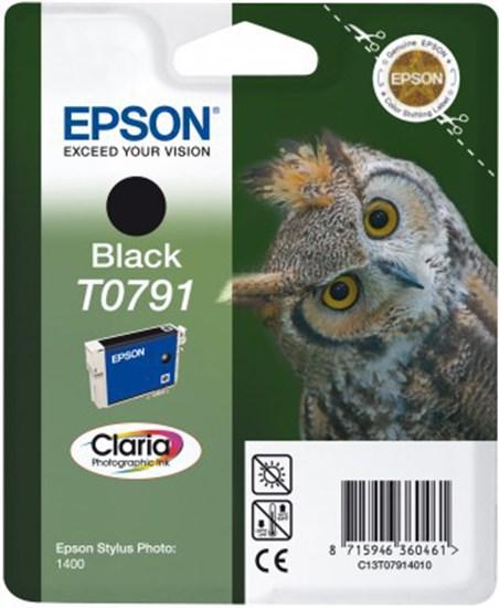 Immagine di Epson C13T07914020 - Cartuccia Gufo Nero