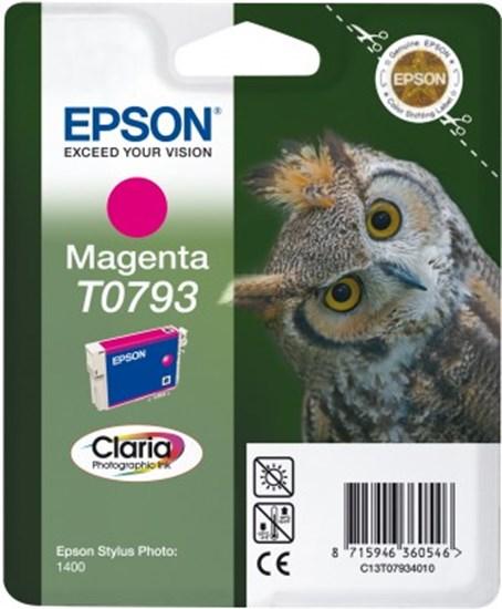 Immagine di Epson C13T07934010 - Cartuccia Gufo Magenta