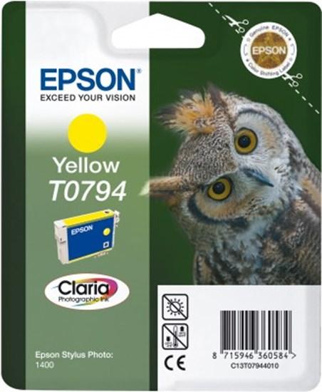 Immagine di Epson C13T07944020 - Cartuccia Gufo Giallo