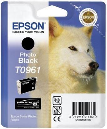 Immagine di Epson C13T09614010 - Cartuccia Lupo Nero Foto