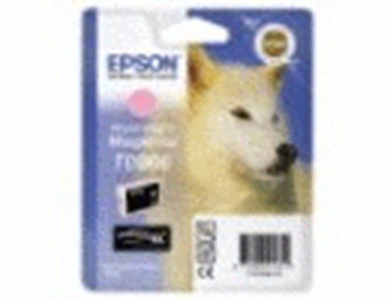 Immagine di Epson C13T09664020 - Cartuccia Lupo Magenta Chiaro