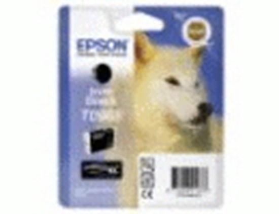 Immagine di Epson C13T09684020 - Cartuccia Lupo Nero Matte