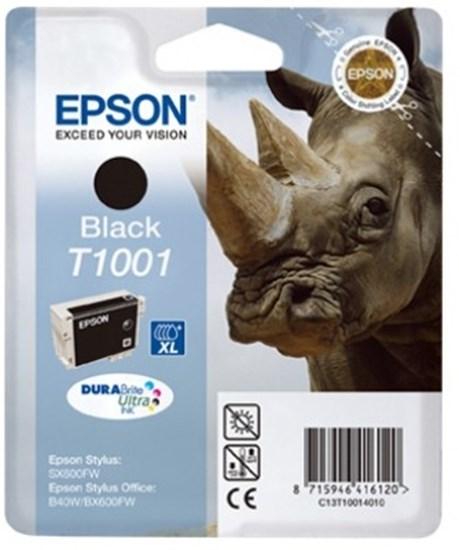 Immagine di Epson C13T10014010 - Cartuccia Rinoceronte Nero