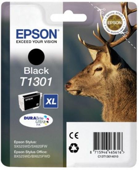 Immagine di Epson C13T13014010 - Cartuccia Cervo Nero