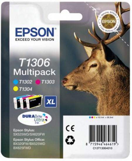 Immagine di Epson C13T13064020 - Multipack Cervo Colore