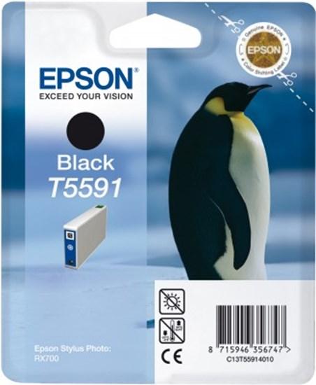 Immagine di Epson C13T55914020 - Cartuccia Pinguino Nero