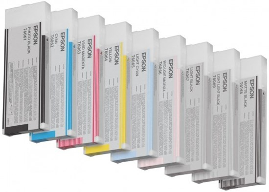 Immagine di Epson C13T606400 - Serbatoio Giallo