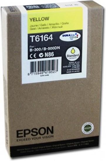 Immagine di Epson C13T616400 - Serbatoio Giallo