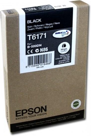 Immagine di Epson C13T617100 - Serbatoio Nero XL