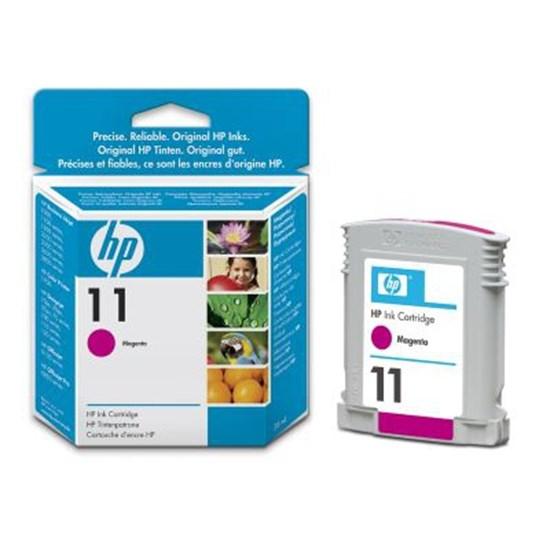 Immagine di HP C4837A - Cartuccia magenta cod. 11