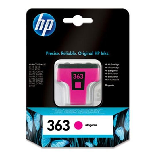Immagine di HP C8772EE - Cartuccia magenta cod. 363