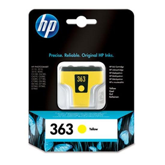 Immagine di HP C8773EE - Cartuccia giallo cod. 363