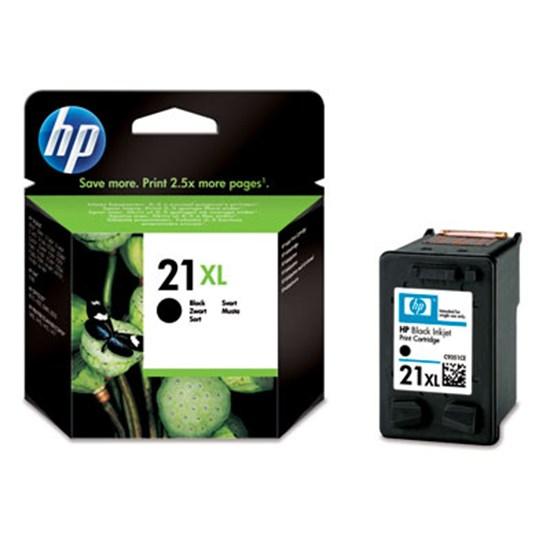 Immagine di HP C9351CE - Cartuccia nero cod. 21XL