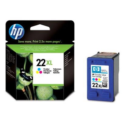 Immagine di HP C9352CE - Cartuccia colore cod. 22XL